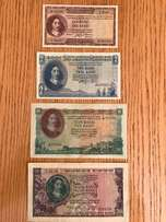 South Africas first ever RAND bank notes 1960's