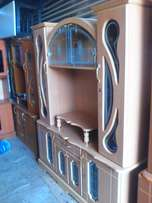 Wall unit 5*6 feet with 34 inch tv space