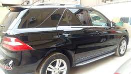 Clean foreign used mercedes benz ML350 4matic for sale