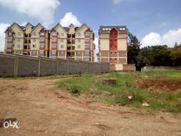 A super prime half acre at Uthiru opposite ILRI for only 65M