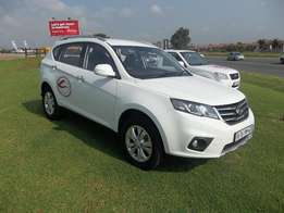 Landwind 5 SUV - Massive Trade Assistance Available!