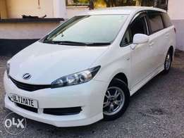 ToyotaWish/1800cc/Valvematic/FullyLoaded/2010/44000kms/7-Seaters/1.3M