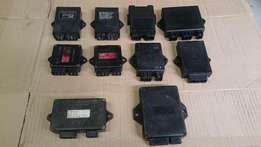 Motorcycle CDI s and ECUs for sale