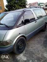 Gray colour Toyota previa for sale at a giveaway price