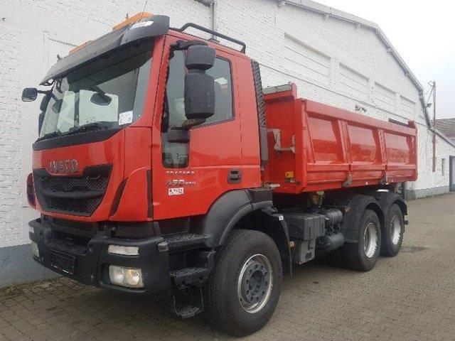 Iveco Magirus Trakker AD 260 T 45 6x4 AD 260 T 45 6x4, Bordmatik - 2013