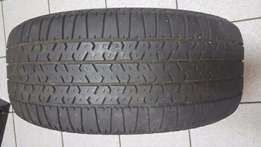 One Continental Tyre