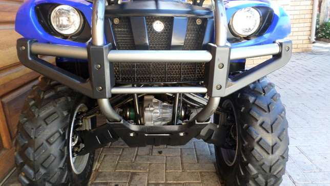 Yamaha Grizzly 660 utility quad,As New condition.Only 1750kms. Centurion - image 6