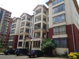Kilimani 3 bedroom all ensuite apartment to let