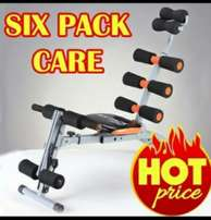 Gym six pack care