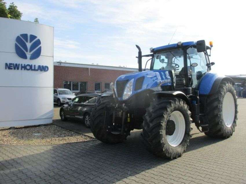 New Holland t7.220 autocommand - 2013 - image 3