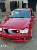 Clean C class Benz Tokunbo Up 4 Grab