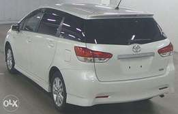 Toyota wish at 1150k