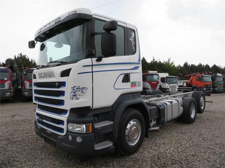 Scania R450 6x2 Euro 6 - 2015