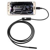 2M USB Endoscope Waterproof Inspection Snake Video Camera : 4000