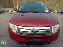 Sparkling Tokunbo 2009 Ford Edge Limited Edition