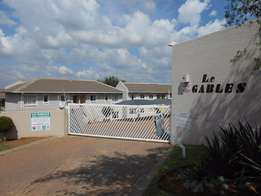 Bargain two bedroom upmarket apartment Waterkloof