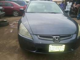 Neat registered honda eod for sale