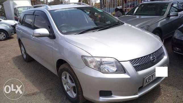 Toyota Fielder, Year 2007, KBY, 1500cc, Very Clean Madaraka - image 1