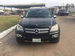Mercedes Benz GL 450 Black
