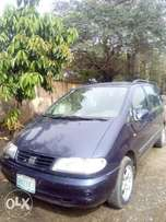 Volkswagen Sharon manual business for fast sell