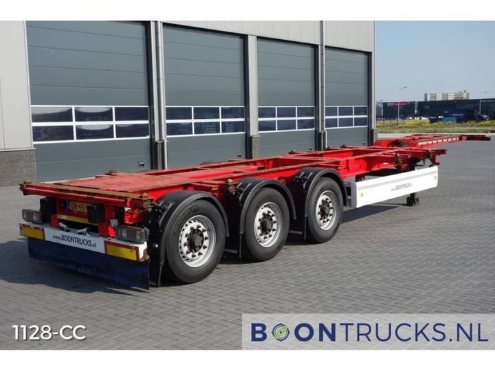 Krone Sd 20-30-40-45ft Hc * Disc Brakes* - 2014