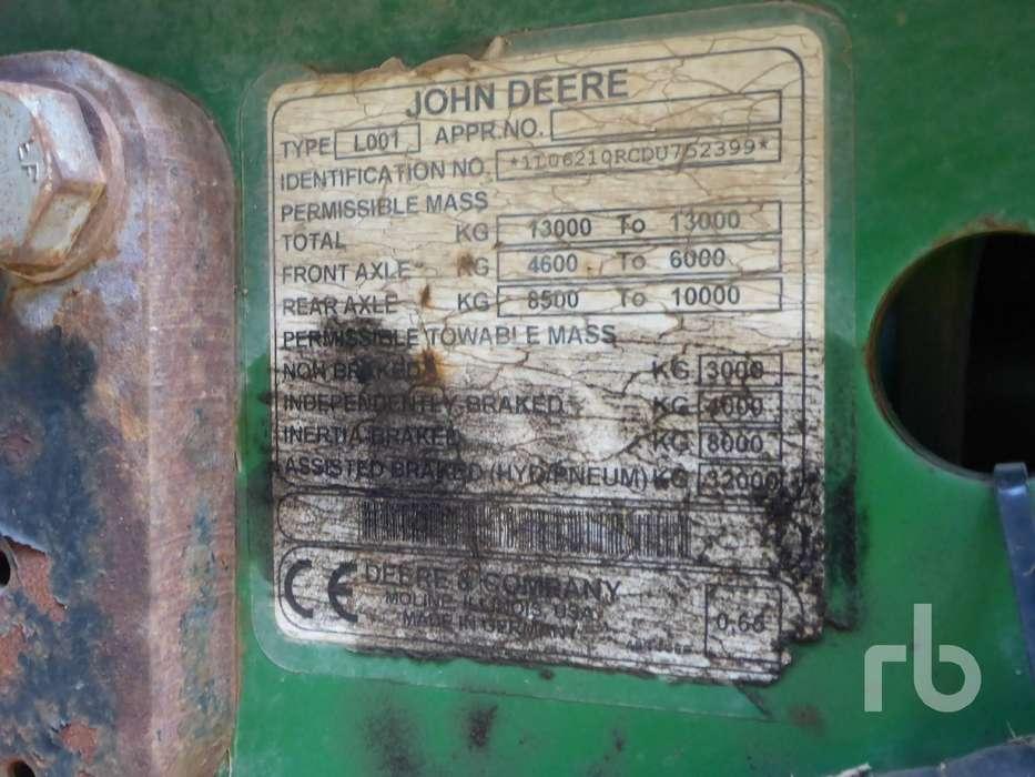 John Deere 6210R - 2013 - image 18