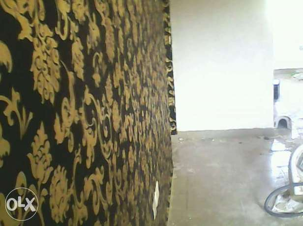 Sells and installation of wallpaper with 3D panels Lagos Mainland - image 8