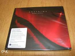 Anathema - Distant Satellites [Progressive Rock] CD England UK