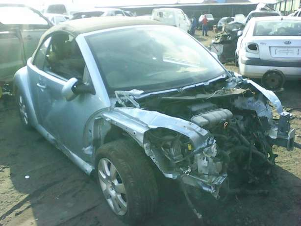 Looking for '04 VW Beetle 2.0L used spares? Contact us! Empangeni - image 3