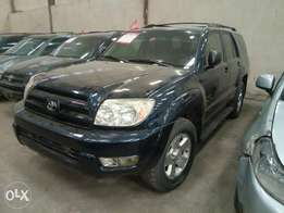 Clean Toyota 4Runner 2004 first body