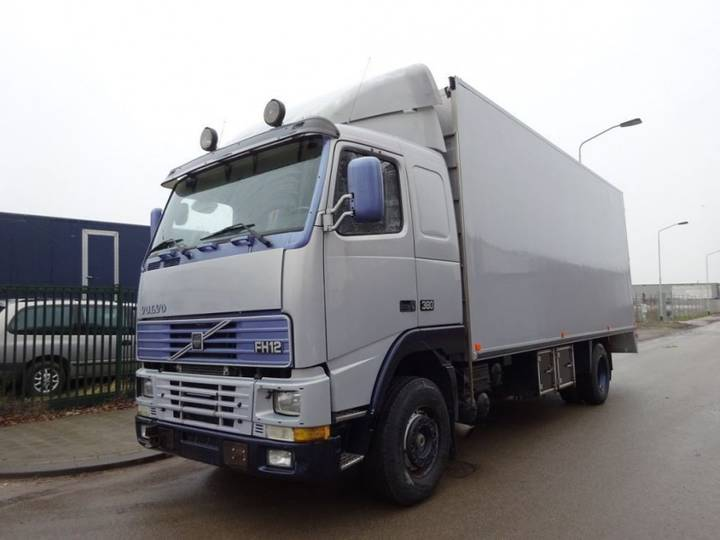 Volvo FH 12 380 !! MANUAL GEARBOX !! - 1995