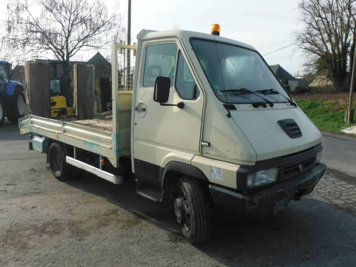 Renault B120 Camion De Depannage