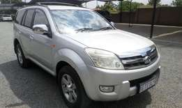 gwm hover 4x4l