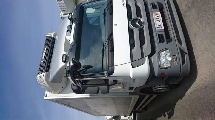 Mercedes-Benz Actros - 2011