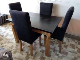 4 man dining set