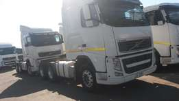 neat well serviced volvo 440,400 and 480 horse poer for sale