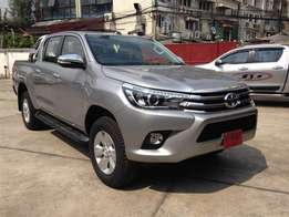 Toyota hilux double Cab diesel manual brand new car