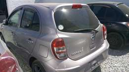 Nissan March New shape