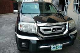 Near New Honda Pilot 2012 Model for Sale At Give Away price