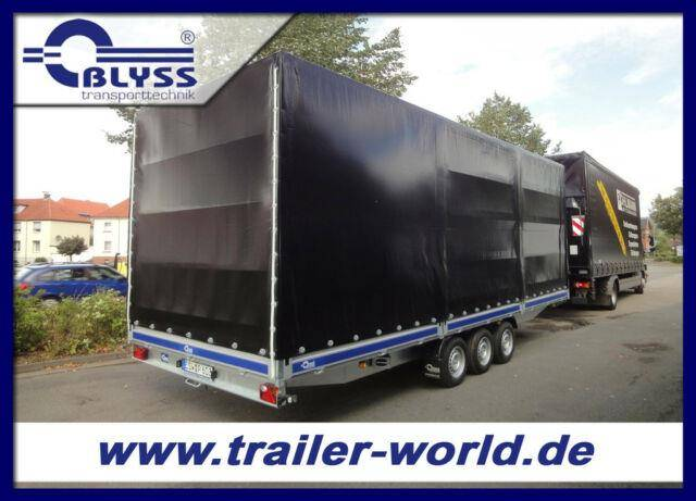 Blyss Hochlader 730x248x250cm 3500kg