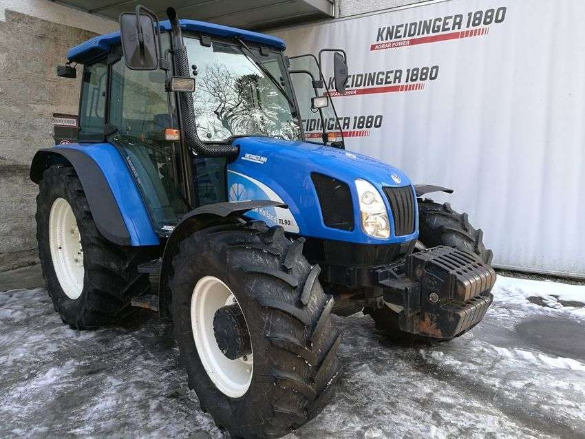 New Holland Tl 90 A - 2004 - image 2
