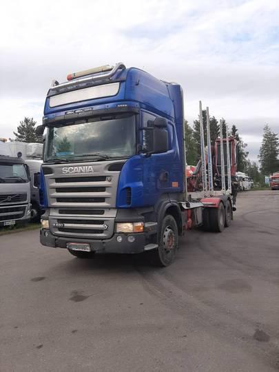 Scania R 620 Lb - 2008