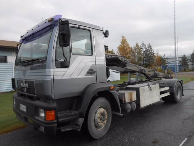 MAN 15.224 Multilift Vl-laite - 2000