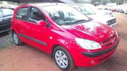 2009 Hyundai Getz 1.4 Hs for sale, in good condition and accident free