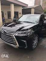 Lexus LX570 year 2016 Foreign used