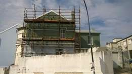 Painting & Rubber Waterproofing system