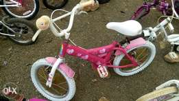Princess bicycles