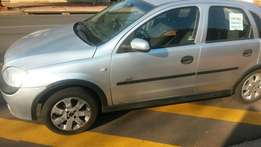Opel corsa .power steering .good condition