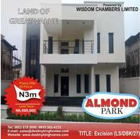 Promo Promo, Buy land now and get allocation opposite Amen Estate