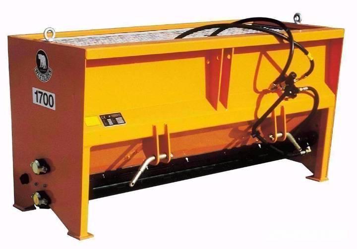 Hydromann Sandspridare 1.7 M 800 - 2012